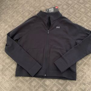 Under armour zip up women's size small